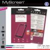 Myscreen Alcatel One Touch POP 8 WIFI (OT-P320X) Kijelzővédő Fólia 1db Áttetsző MSP