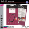 Myscreen Htc One M7 (810e) Kijelzővédő Fólia 1db Áttetsző MSP