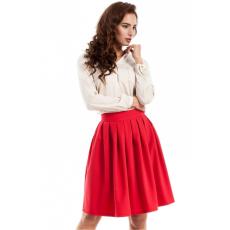 moe Szoknya Model MOE237 piros