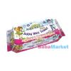 Aquella Kids Baby Vitamin nedves törlőkendő 72 db