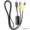 FujiFilm AV-C1 Audio/Videó kábel
