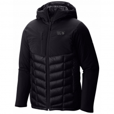 Mountain Hardwear Supercharger Insulated Jacket Túrakabát,outdoor kabát D (1649791-p_090-Black_)