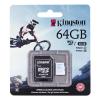 Kingston MICRO SD SDCAC/64GB + ADAPTER