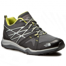 The North Face Bakancs THE NORTH FACE - Hedgehog Fastpack Lite Gtx T0CDG3GPU Dark SHadow Grey/Sulphur Spring Green