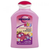 SanoSan Kids sampon, málna, 200 ml (4003583129393)