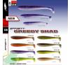 D.A.M EFFZETT - GREEDY SHAD 80MM - ORANGE BELLY/ SB=10 csali
