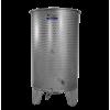 Zottel Úszófedeles INOX tartály 1100 l-3 csapos