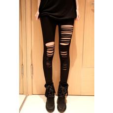Sexy kivágott legging