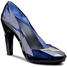 United Nude Félcipő UNITED NUDE - Lo Res Pump 1002952421 Navy Blue