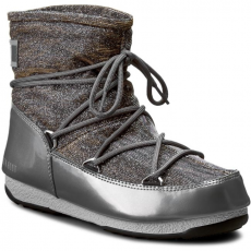 Moon Boot Hótaposó MOON BOOT - W.E Low Lurex 24005600002 Grigio