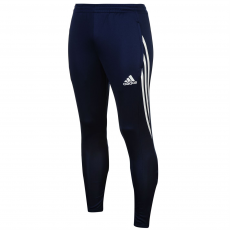 Adidas 3 Stripe Sereno Track férfi nadrág tengerészkék S