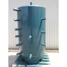 Dunaterm 300 L Puffertartály hőcserélő-, szigetelés nélkül indirekt tároló