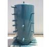 Dunaterm 1000 L Puffertartály hőcserélő nélkül szigeteléssel 2350*800 indirekt tároló
