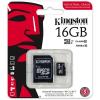 Kingston 16GB Indrustrial Temp Class 10 UHS-I microSDHC memóriakártya