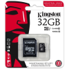 Kingston 32GB Indrustrial Temp Class 10 UHS-I microSDHC memóriakártya