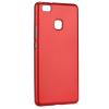 Samsung Galaxy A3 (2016) SM-A310F, TPU szilikon tok, Jelly Flash Mat, piros
