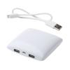 Flatter USB power bank