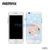 Apple iPhone 6/6s REMAX Embossed painted TPU - RM-001