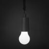 Phenom Húzókapcsolós függesztett LED lámpa fekete (Lámpa)