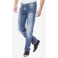 Pepe Jeans Férfi Pepe Jeans Kingston Zip Farmernadrág (13693)