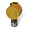 INIM IMT-INB55-502 1 literes metán 20% L.I.E. gázpalack INx55-500 érzékelők funkcionális teszteléséhez, kb. 8 teszthez