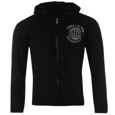 Official Pierce The Veil férfi kapucnis cipzáras pulóver fekete M
