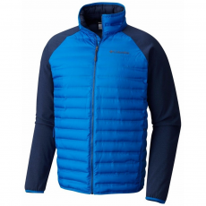 Columbia Flash Forward Hybrid Jacket Utcai kabát,dzseki D (1683153-p_439-Super Blue)