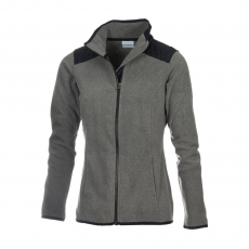 Columbia Warm Up Fleece Full Zip Polár,softshell D (1684201-p_030-Charcoal)