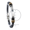 Quadrabar unisex acél karkötő