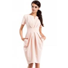 moe Ruha Model MOE234 pasztell rózsaszín