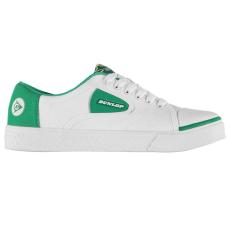 Dunlop Green Flash férfi vászoncipő fehér 45