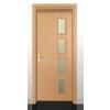 ÍRISZ 10 Dekorfóliás beltéri ajtó 75x210 cm