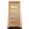 ÍRISZ 11 Dekorfóliás beltéri ajtó 100x210 cm