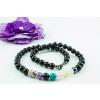 BBH Inspiration 7 csakra ónix nyaklánc, buddha medállal