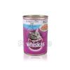 Whiskas konzerv eledel tonhallal aszpikban 400 g
