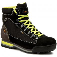 Aku Bakancs AKU - Slope Micro Gtx 885.10 Black/Fluo Green 110