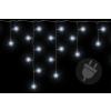 Karácsonyi világítő eső 200 LED hideg fehér - 4 m