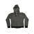 Dorko Női Végigzippes pulóver BASIC SWEAT HOODY GRAY MARL