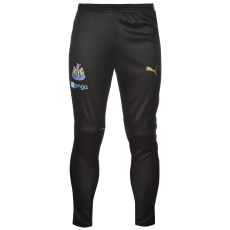 Puma Newcastle United Tracksuit Bottoms férfi melegítő alsó fekete XL
