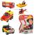 Simba Sam, a tűzoltó mentőcsapat járművek