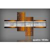 Byhome Digital Art vászonkép | 1034 Q Abstract Argentino S
