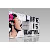 Byhome Digital Art vászonkép | 1234-S Life is beautiful THREE