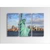 Byhome Digital Art vászonkép | 1225-S Statue of Liberty THREE