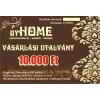 Byhome Utalvány 10 000 Ft