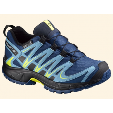 Salomon Cipő XA PRO 3D CSWP Junior - 379110-Midnbl_Blue Gum_Y_Ha
