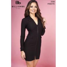 BILLIONBE by bebe 2526A Fekete ruha bebe/2be