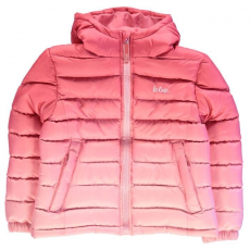 Lee Cooper gyerek kabát - Gradient - Lee Cooper Gradient Jacket Junior Girls