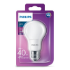Philips Consumer LED bulb 5-40W A60 E27 840 230V FR ND