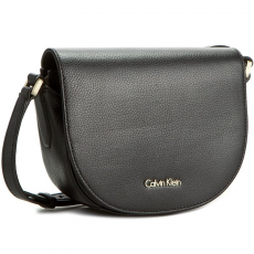 Calvin Klein Black Label Táska CALVIN KLEIN BLACK LABEL - K3Yla Saddle Bag K60K602342 001