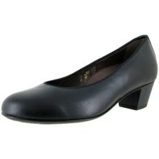 Waldlaufer : Hilaria fekete félcipő